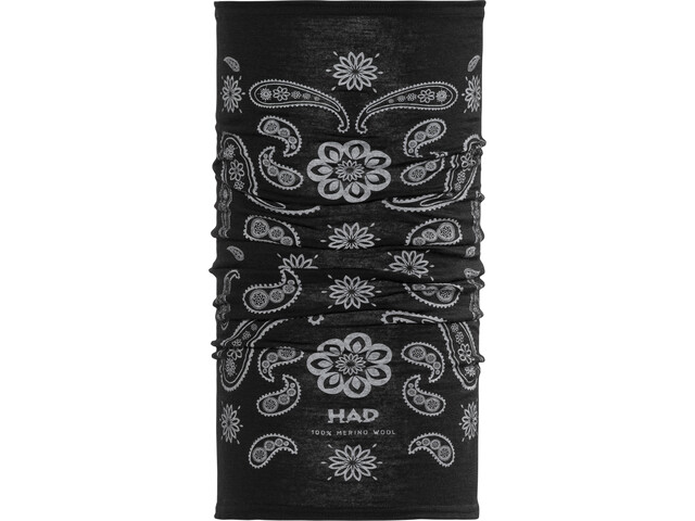 HAD Merino Tube india paisley black